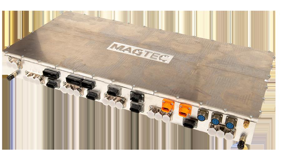 Magtec control unit
