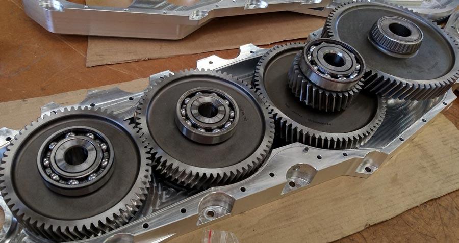 Magtec P281 gearbox