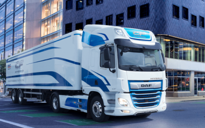 Road freight goes green with £20 million funding boost