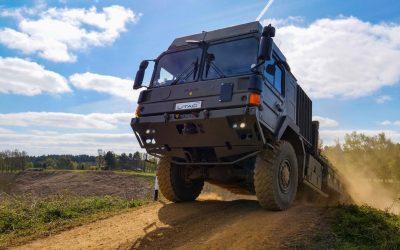 Hybrid Military Vehicle Programme led at UTAC's Millbrook Proving Ground, on Behalf of the MoD